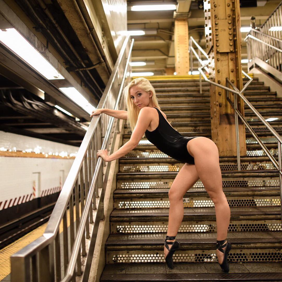 Models On The Subway: Underground NYC Takes Beauty
