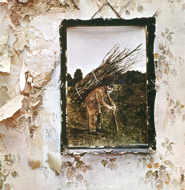 Led Zeppelin, 'IV' (1971)