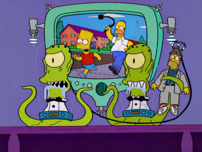 """BAD - """"The Simpsons"""""""