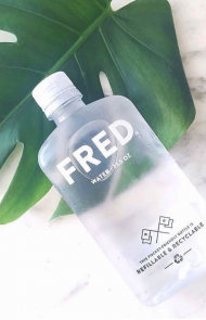 Fred Water, Plastic Bottle