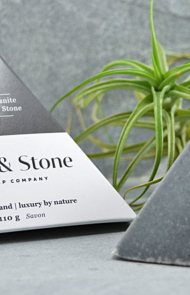 Granite Spa Soap by Salt & Stone