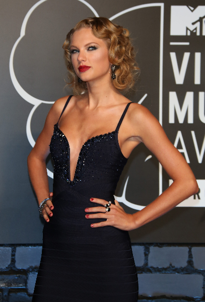 2013 MTV Music Awards held at the Barclays Center
