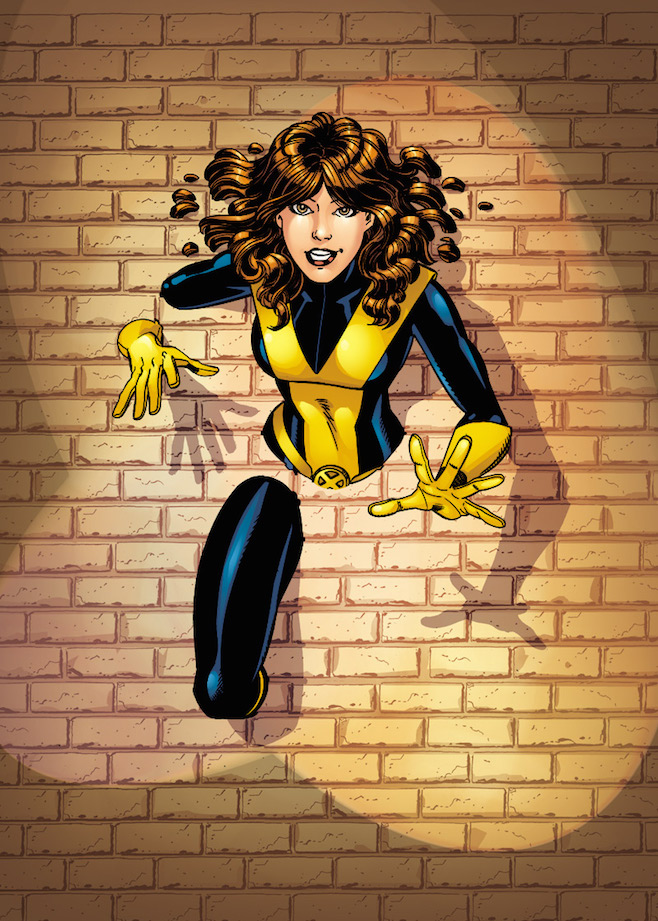 10. Kitty Pryde