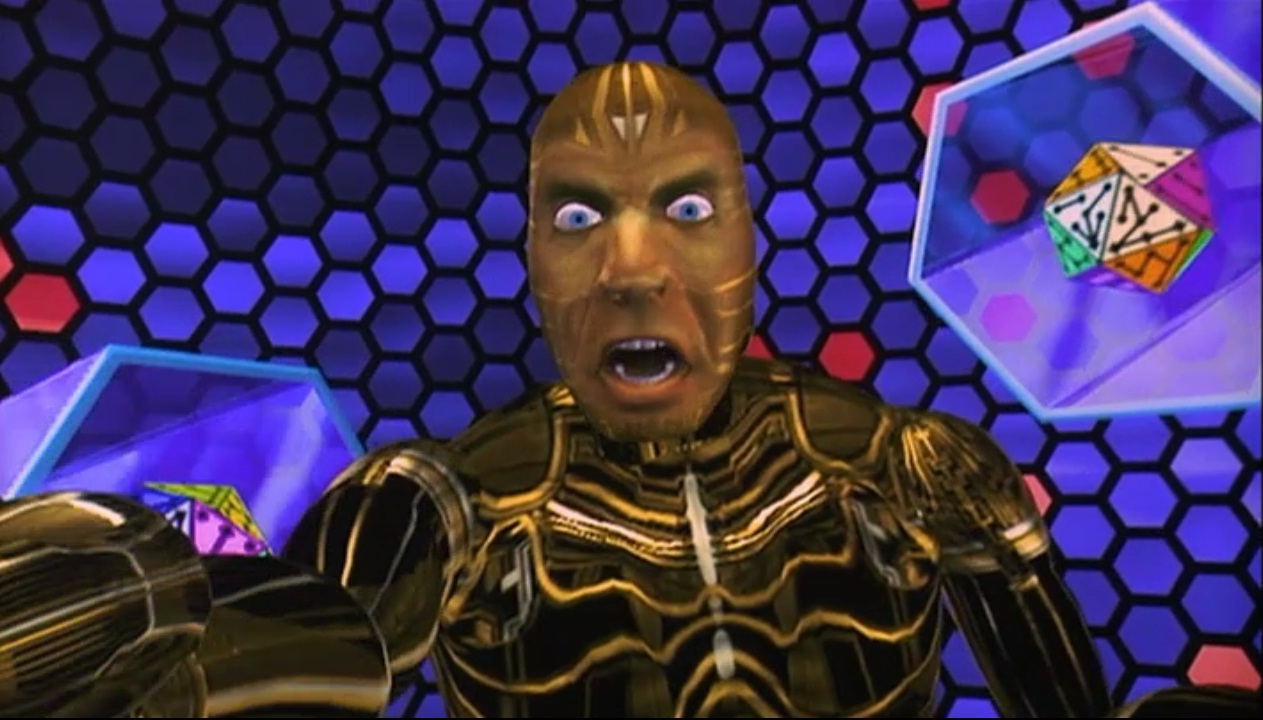 13. The Lawnmower Man (1992)