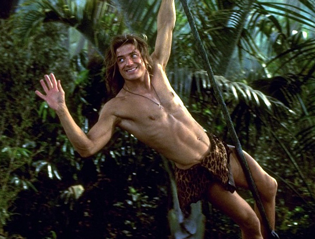 25. George of the Jungle (1997)