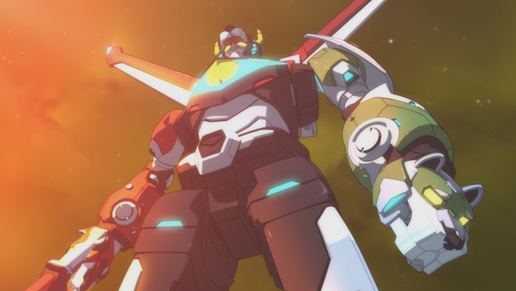 The Producers of 'Voltron' Do The B-Movies Podcast!