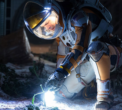 'The Martian' Sciences All The Science