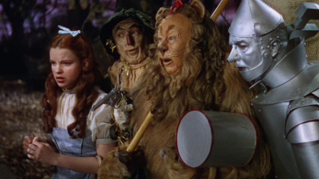 2 - The Wizard of Oz (dir. Victor Fleming, 1939)