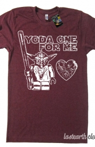 A Valentine-Themed T-Shirt Of A Movie The Two Of You Saw Once