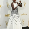 67th Annual Emmy Awards at Microsoft Theatre Featuring: Viola Davis Where: Los Angeles, California, United States When: 20 Sep 2015 Credit: FayesVision/WENN.com