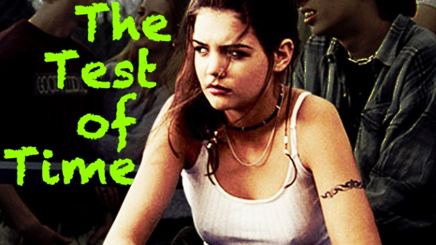The Test of Time Disturbing Behavior