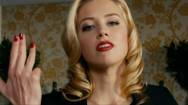 Syrup Amber Heard Four Types of Women