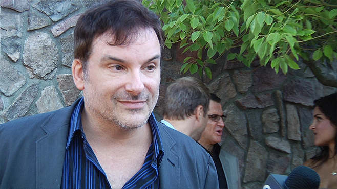 Shane Black Saturn Awards 2013