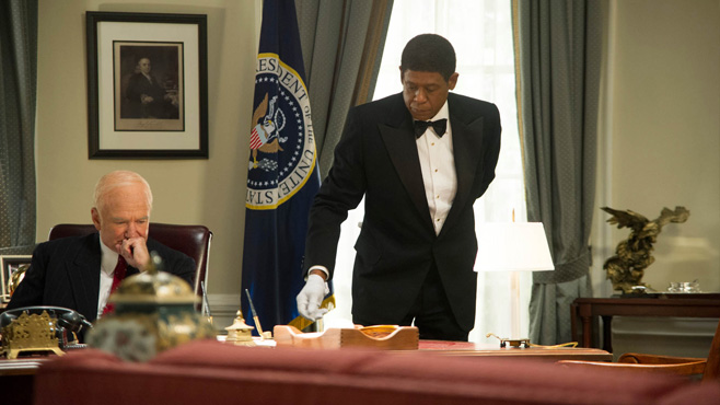 Lee Daniels The Butler Robin Williams Forest Whitaker