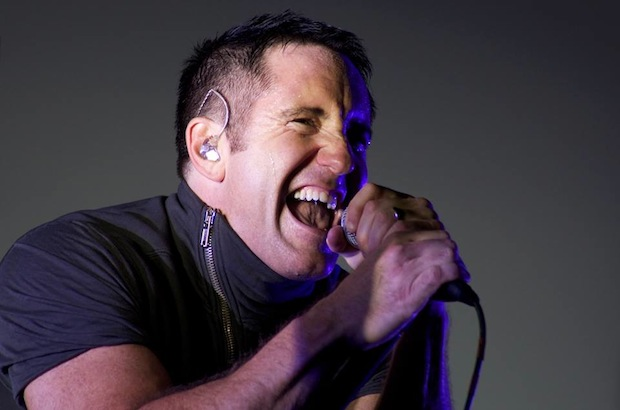 Nine Inch Nails Reznor