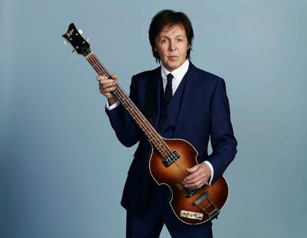 paul mccartney 39 new 39 album tracklist revealed. Black Bedroom Furniture Sets. Home Design Ideas