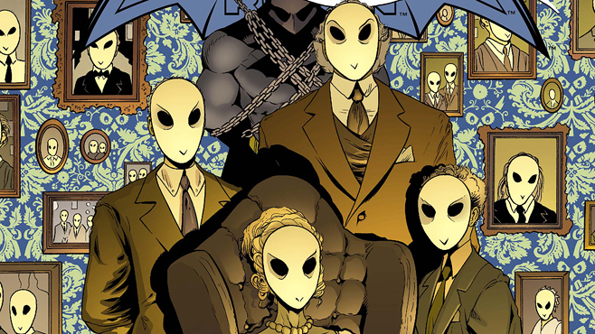 Batman and Robin #23.2: Court of Owls