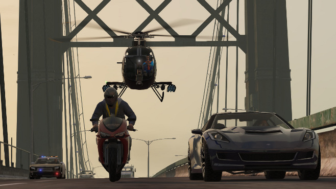 gta online first person lobby