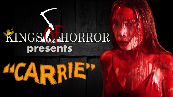 Kings of Horror Carrie