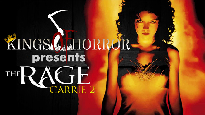 Kings of Horror The Rage Carrie 2