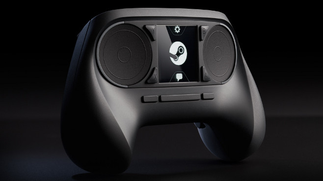 Valve Reveals New Steam Controller with Added Analog Stick