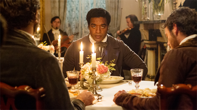 12 Years a Slave Chiwetel Ejiofor