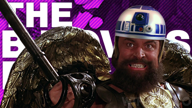 B-Movies Brian Blessed Star Wars