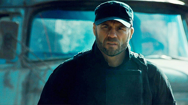 Randy Couture Expendables 2