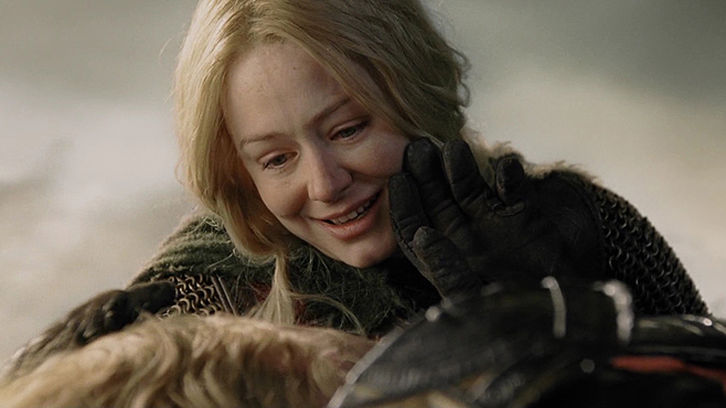 The Lord of the Rings The Return of the King Miranda Otto