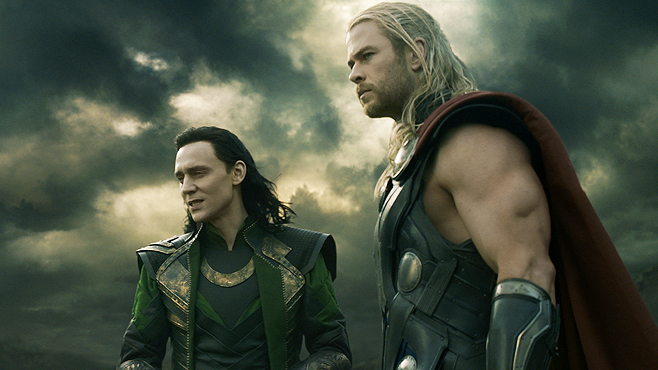 Thor The Dark World Movies About Brothers
