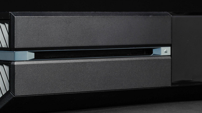Picture Of Broken Xbox One - picture of