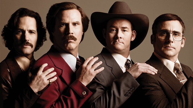 Anchorman 2 The Legend of Ron Burgundy