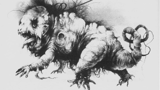 Scary Stories to Tell in the Dark: The Movie - Mandatory