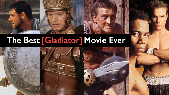 The Best Gladiator Movie Ever