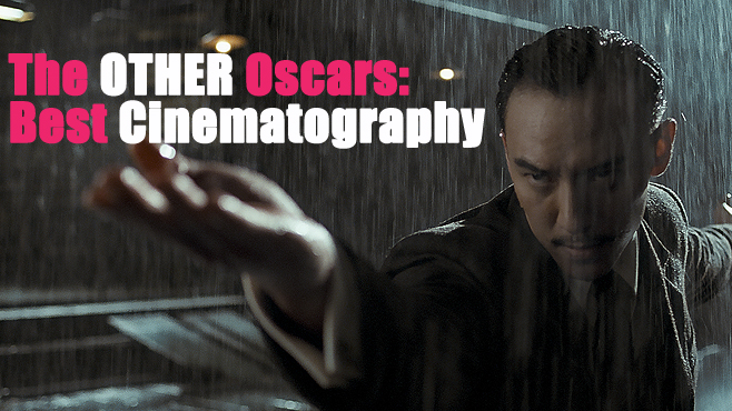 The OTHER Oscars Best Cinematography The Grandmaster