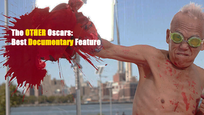 The OTHER Oscars Best Documentary Feature Cutie and the Boxer