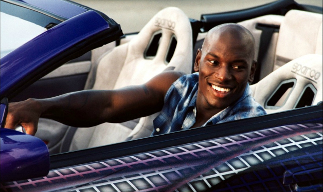 Fast 2 Tyrese
