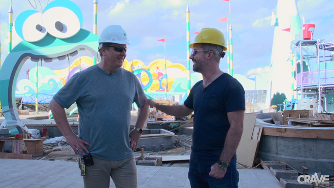 Behind The Scenes Despicable Me Minion Mayhem At Universal Studios