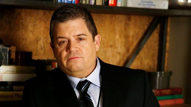 Patton Oswalt Agents of SHIELD