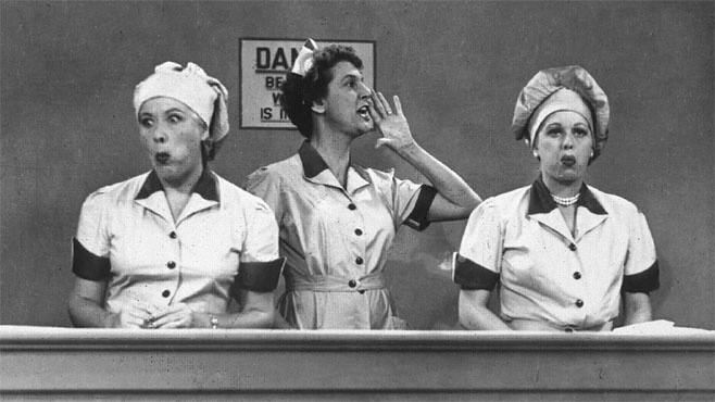Best Episode Ever # 43: 'I Love Lucy'