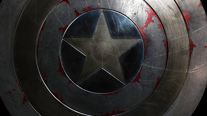Captain America The Winter Soldier Shield