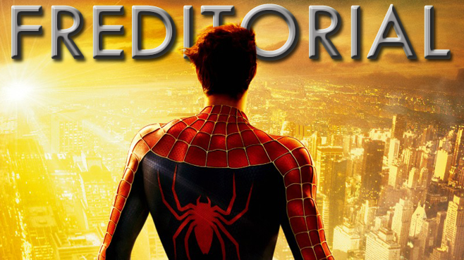 Spider-Man 2 Freditorial