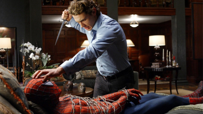 Spider-Man 2 James Franco