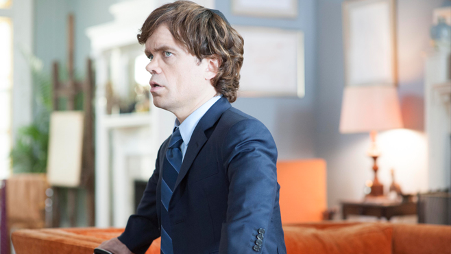The Angriest Man in Brooklyn Peter Dinklage