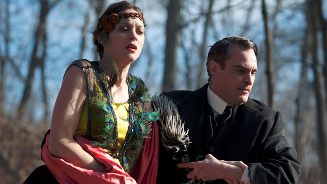 The Immigrant Marion Cotillard Joaquin Phoenix James Gray