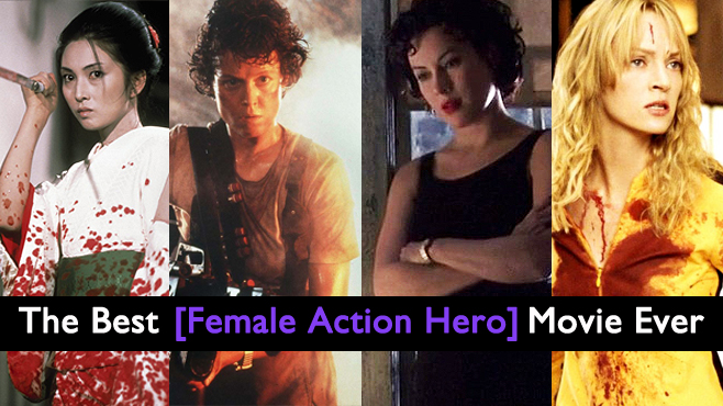 Best Female Action Hero Movie Ever Title