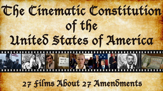 The Cinematic Consitution of the United States of America