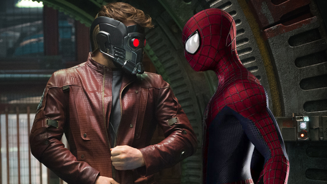 Guardians of the Galaxy Spider-Man Summer Blockbusters 2014
