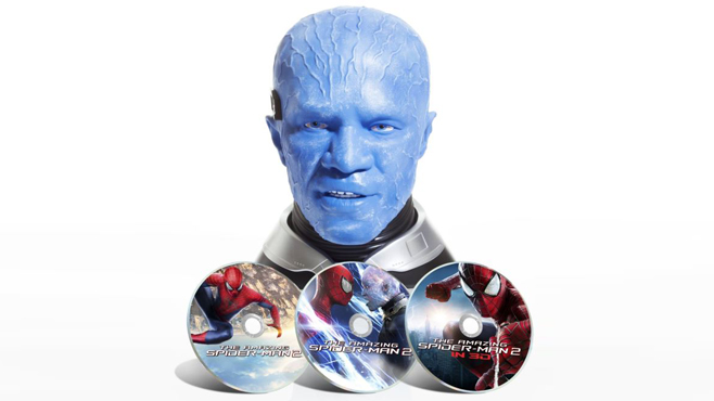 The Amazing Spider-Man 2 Electro Collector's Edition
