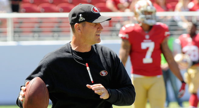 San Diego Chargers v San Francisco 49ers